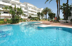 Holiday rental in Marbella